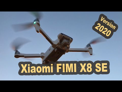 Xiaomi FIMI X8 SE 2020 Unbox And Take Off