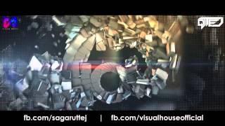 Baatein  Dj Tej Remix  Visuals By   Visual House
