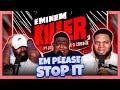 Eminem - Killer (Remix) [Official Audio] ft. Jack Harlow, Cordae (Reaction)