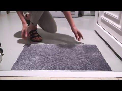 "Hanse Home Fussmatte Schmutzfangmatte ""Clean & Go"""