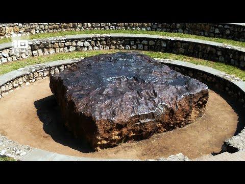 10 Meteoritos más Grandes que se han encontrado en la Tierra