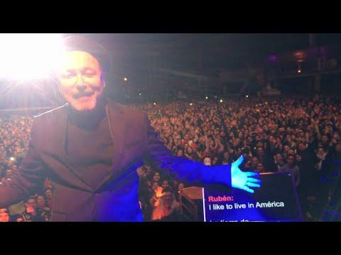Rubén Blades, 67º cumpleaños |  COMO NOSOTROS