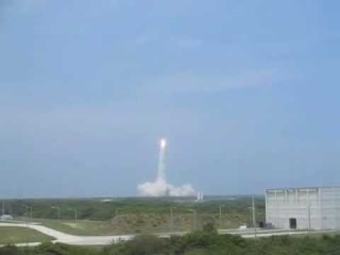 Home video of Spirit launch, June 10, 2003