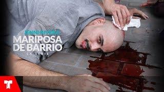 Mariposa De Barrio | Mira Lo Que Nos Contó Christopher Millán Sobre Su Caída | Telemundo Novelas