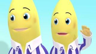 Cartoon Jumble #54 - Full Episodes - Bananas In Pyjamas Official