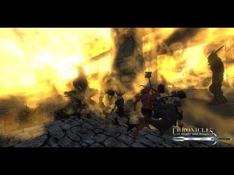 Герои меча и магии 5 прохождение королева
