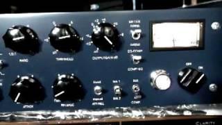 Tube Tech MEC 1A Compressor (CL1B) @ ZenPro Audio