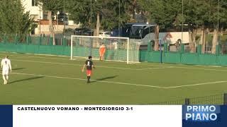 Giornata 6 : Highlights Castelnuovo Vomano-Montegiorgio