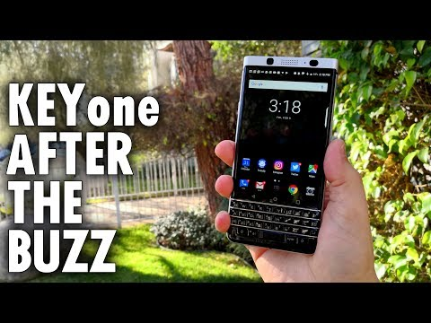 BlackBerry KEYone After the Buzz: The Phone for Grownups