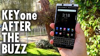 BlackBerry KEYone After the Buzz: The Phone for Grownups | Pocketnow