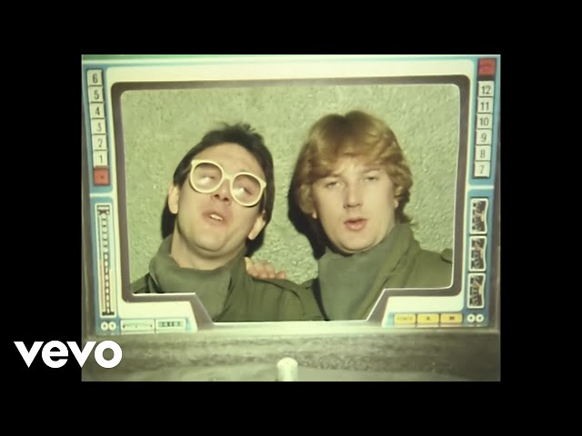 Clean, Clean - The Buggles