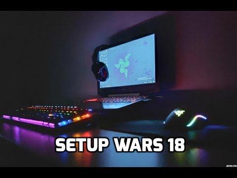 SETUP WARS 18 - Отново Лаптоп