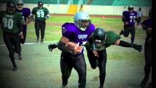 preview picture of video 'Lobos de Santo Domingo (Football Americano)'