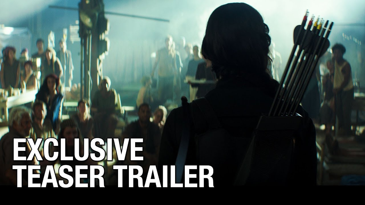 Movie Trailer:  The Hunger Games: Mockingjay – Part 1 (2014)