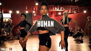 SEVDALIZA - HUMAN - Choreography by Galen Hooks - Filmed by @TimMilgram
