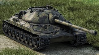 World of Tanks IS-7 - 5 Kills 10,5K Damage