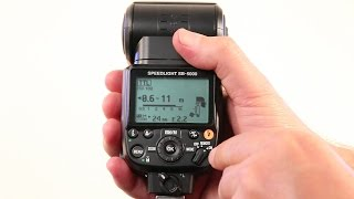 Overview and quick review of the new Nikon SB-5000 Speedlight.