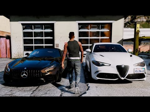 ►GTA 6 NEW 2019 ✪ CARS GAMEPLAY - ULTRA REALISTIC GRAPHICS! RTX™ 2080 Ti 60 FPS 👍 | GTA 5 ENB MOD