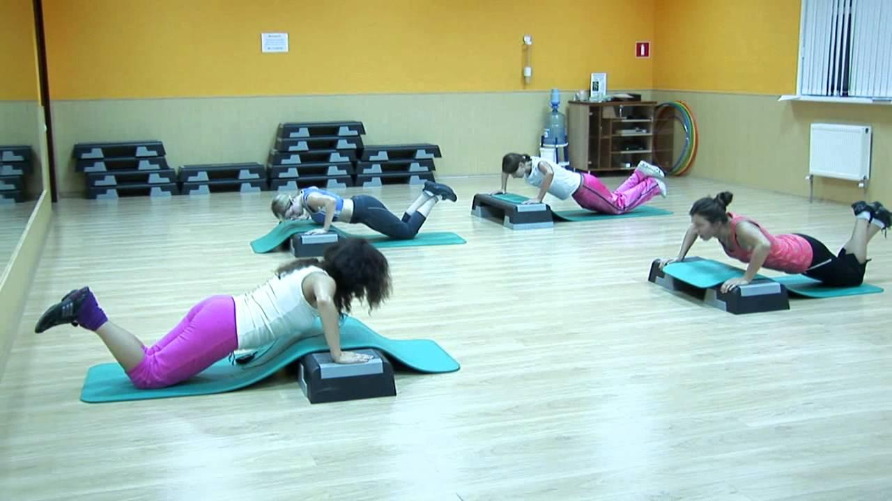 Фитнес lower body