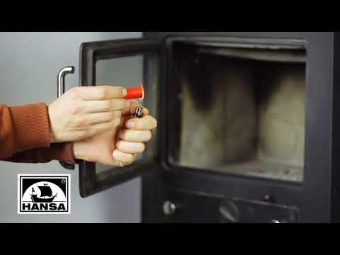 Capsule de fum (Fumigene) - Test etansietate si tiraj