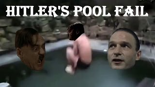 Hitler's Ice Pool Fail