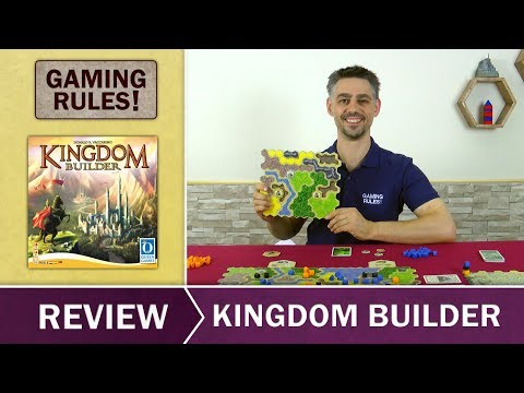 Kingdom Builder - Gaming Rules Review