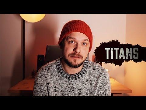 TITANS #NERDSTVÍ