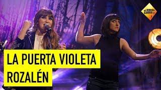 La Puerta Violeta - Rozalén  El Hormiguero
