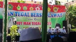 az zahir terbaru maha guru live MAN kota tegal