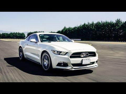 Probamos el Ford Mustang 2015 en México