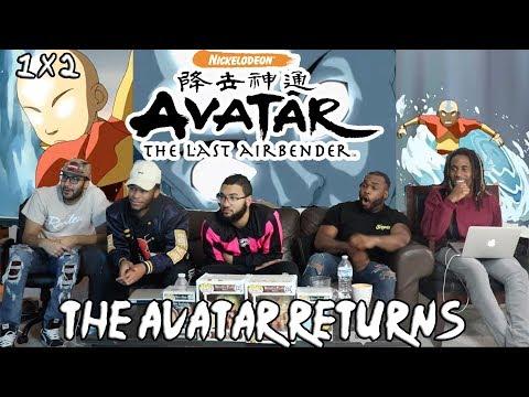 Avatar The Last Air Bender 1 X 2