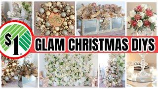 DOLLAR TREE GLAM CHRISTMAS DECOR 2020