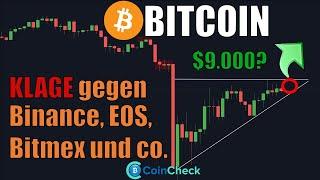 Bitcoin-Borsen mit Volumen eingestuft