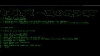 اختراق الواي فاي عبر ثغرة WPA_WPA2 ب برنامج Dumpper طريقة مضمونة  %100    2018