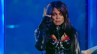 Janet Jackson Super Bowl XXXVIII Halftime Show (2004) ᶠᵘˡˡ ᴴᴰ 60FPS