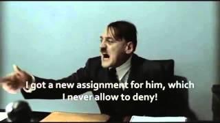 Goebbels disobeys orders