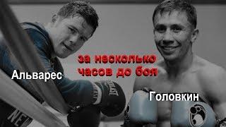 Сауль Альварес vs. Геннадий  Головкин (кто кого?)