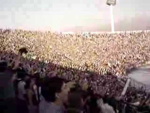 """""""los cruzados- ceatolei final 2005"""" Barra: Los Cruzados • Club: Universidad Católica"""