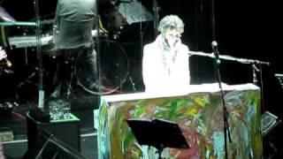 Fito Paez y Fabiana Cantilo - Cable a tierra y Fue amor - Teatro Caupolicán - 26.08.2010.