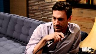 Reggie Makes Music | Jon Hamm | IFC