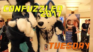 ConFuzzled 2017 - Tuesday