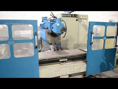 CNC Milling Machine CORREA A10 CNC 1990