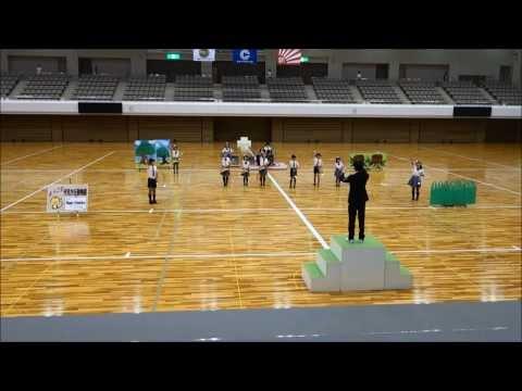 汐見が丘小 MAGIC DOLPHINS  全日本小学校バンドフェスティバル 福島県大会