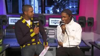 """A$AP Rocky Talks """"Long.Live.A$AP"""""""