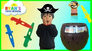 Tomy Toys Super Pop Up Pirate game for kids!