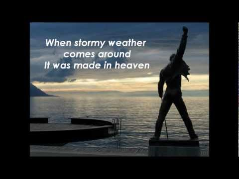 Queen - Made In Heaven (Lyrics)