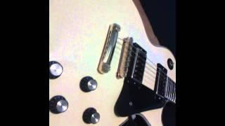 Epiphone les Paul custom 70s inspired blackback