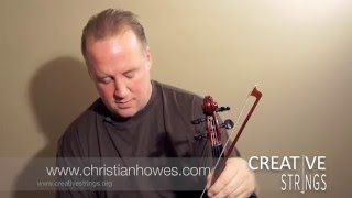 How to Groove on Violin, Viola and Cello: Christian Howes