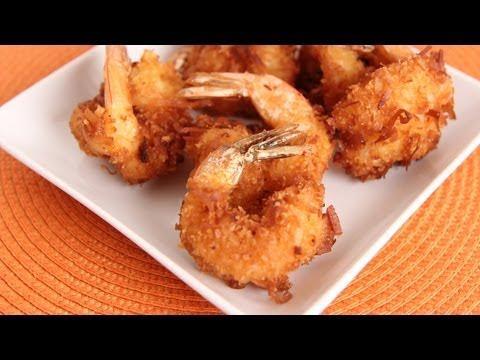 Coconut Shrimp Recipe – Laura Vitale – Laura in the Kitchen Episode 639