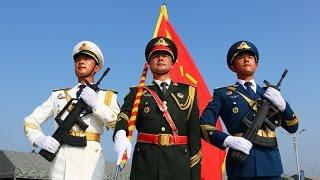 Full video: China's Grand military parade celebration